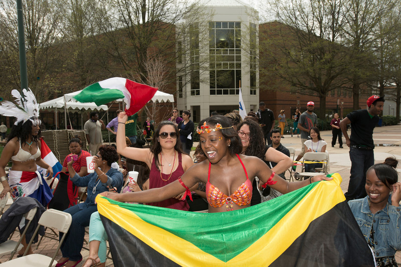Bacchanal at International Week