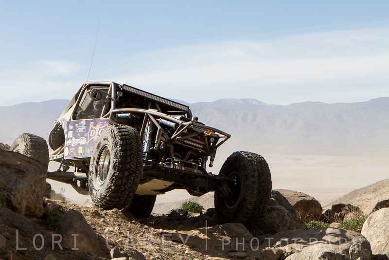 Alex Hardaway on Wrecking Ball, 2014 King of the Hammers