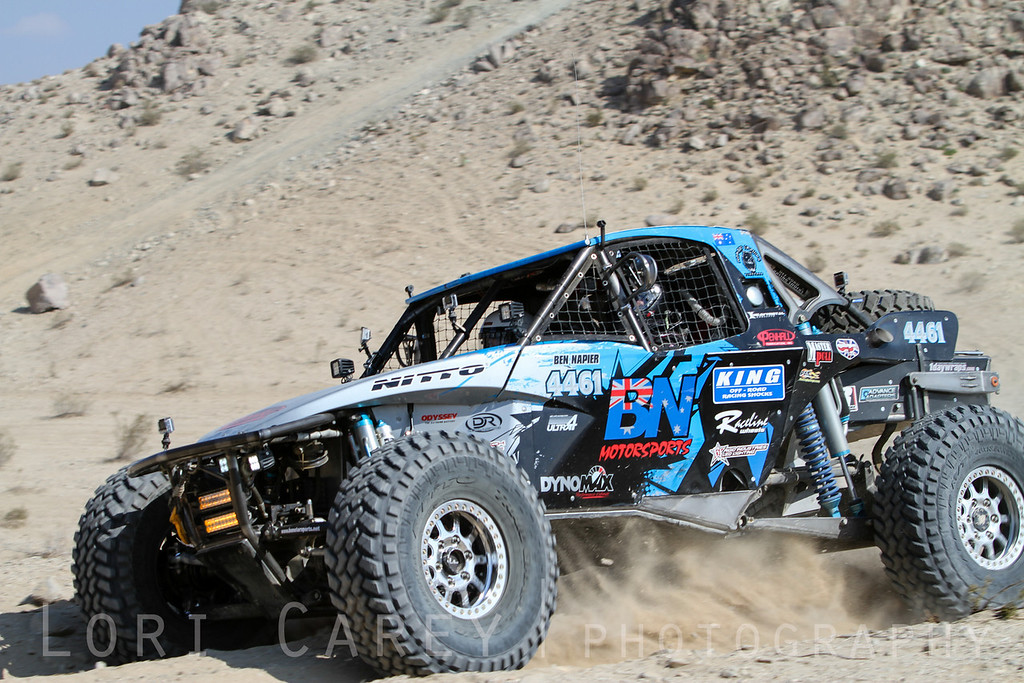 Ben Napier, ULTRA4 Qualifying Day 2