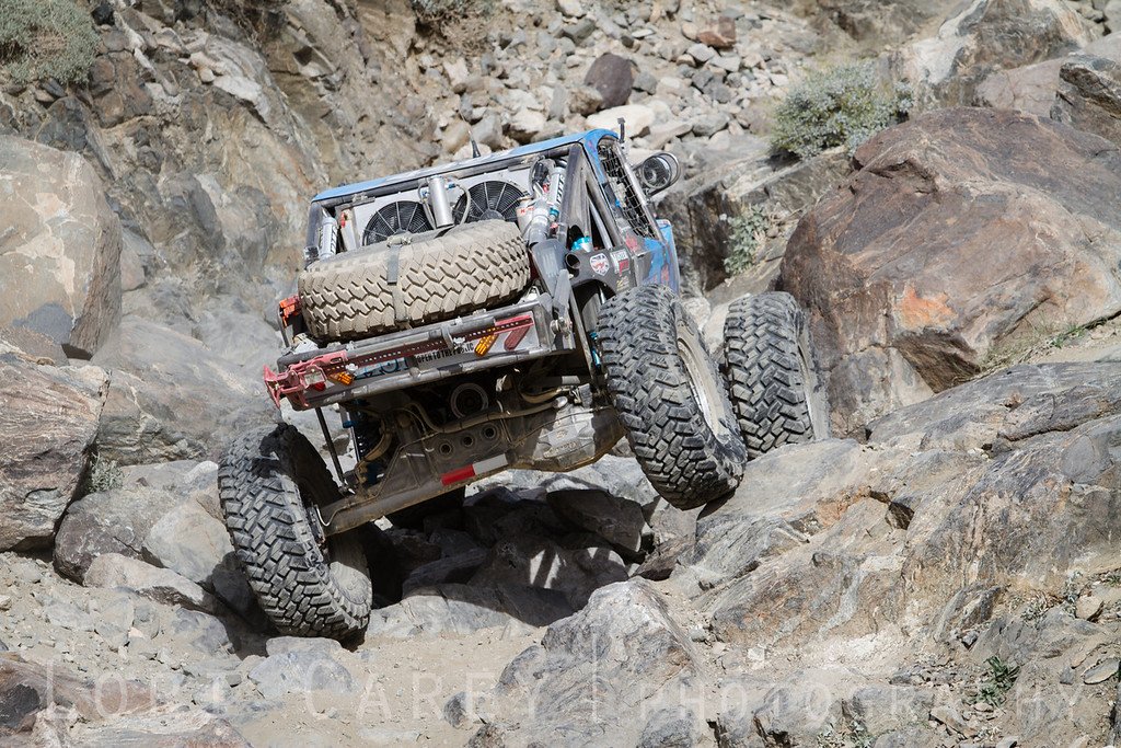 Ben Napier on Wrecking Ball, 2014 King of the Hammers
