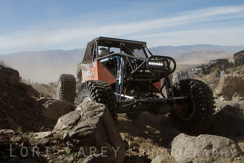 Jake Hallenbeck on Wrecking Ball, 2014 King of the Hammers