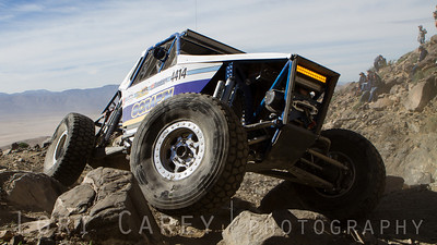 Jason Shipman on Wrecking Ball, 2014 King of the Hammers