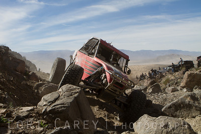 Jeff Russell on Wrecking Ball, 2014 King of the Hammers