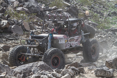 John Webb on Wrecking Ball, 2014 King of the Hammers