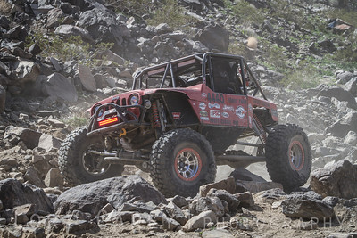 Travis Cook on Wrecking Ball, 2014 King of the Hammers