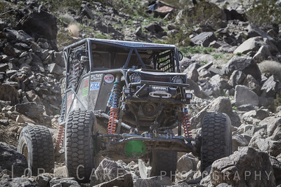 Hunter Sparrow on Wrecking Ball, 2014 King of the Hammers