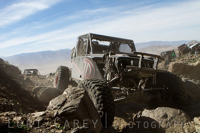 Spencer Murphy on Wrecking Ball, 2014 King of the Hammers