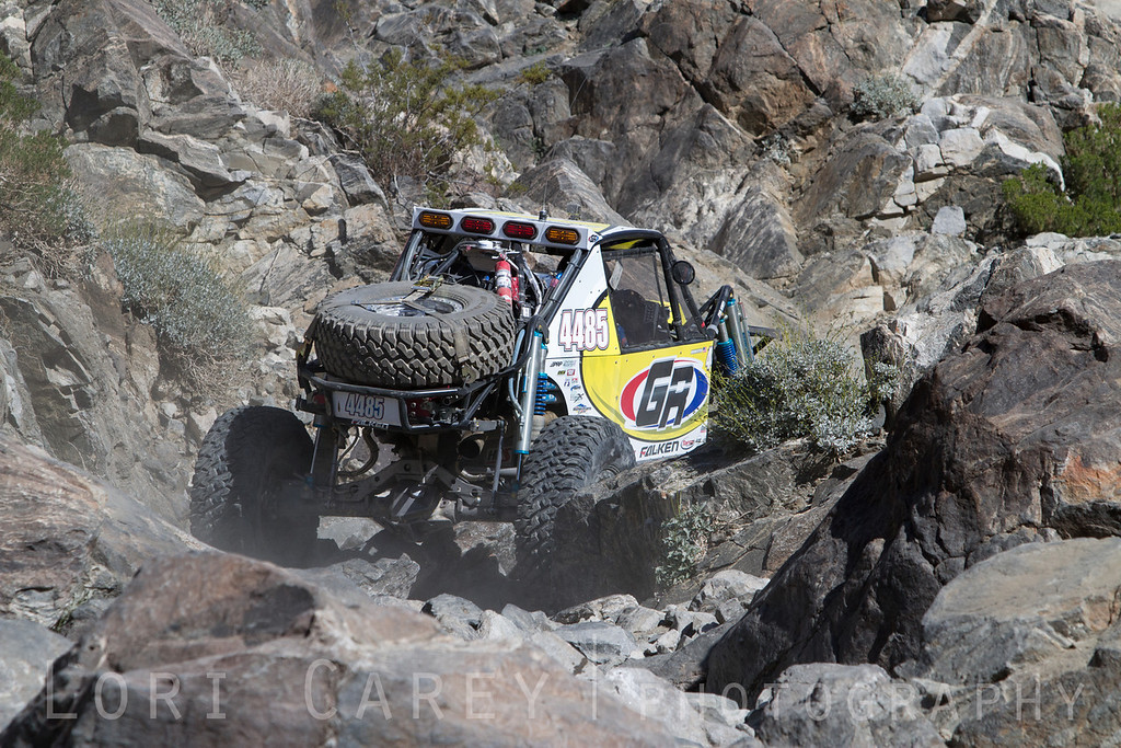Tony Pellegrino on Wrecking, 2014 King of the Hammers