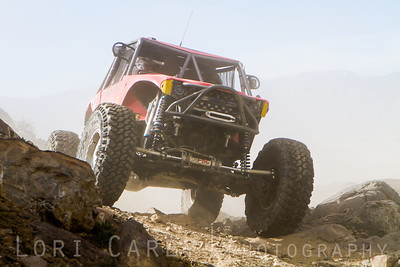 2014 King of the Hammers winner Loren Healy on Wrecking Ball