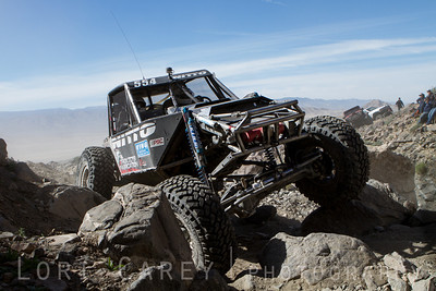 Rick Mooneyham on Wrecking Ball, 2014 King of the Hammers
