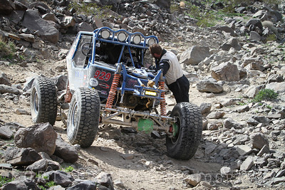 Michael Feagins on Wrecking Ball, 2014 King of the Hammers