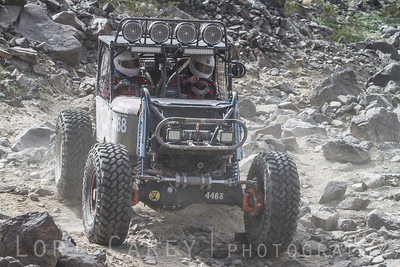 John Webb and Cliff Behrens of Hammerhead Racing on Wrecking Ball, 2014 King of the Hammers