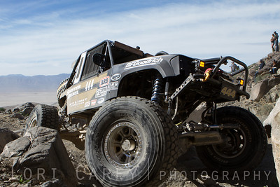 Rick Waterbury on Wrecking Ball, 2014 King of the Hammers