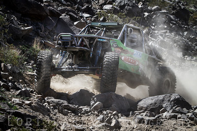 Jake Yeoman on Wrecking Ball, 2014 King of the Hammers