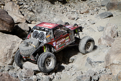 Rob Larson on Wrecking Ball, 2014 King of the Hammers