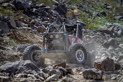 Fabio Manno on Wrecking Ball, 2014 King of the Hammers, February 7 2014
