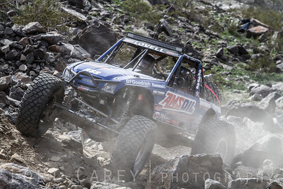 Roger Lovell on Wrecking Ball, 2014 King of the Hammers
