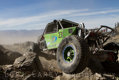 Bryan Maloney on Wrecking Ball, 2014 King of the Hammers