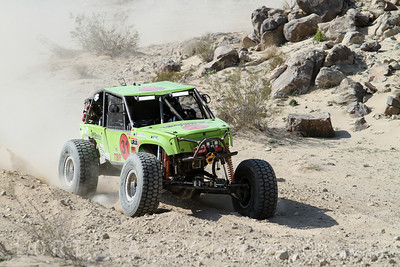 Matt Trebino, ULTRA4 Qualifying Day 2