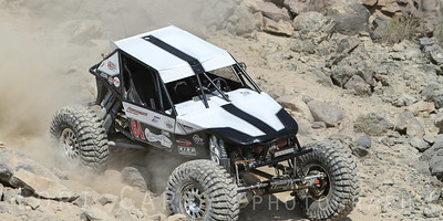 Gary Ferravanti Jr. , King of the Hammers 4 Wheel Parts Time Trials