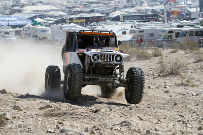 Brian Shirley, ULTRA4 Qualifying Day 2