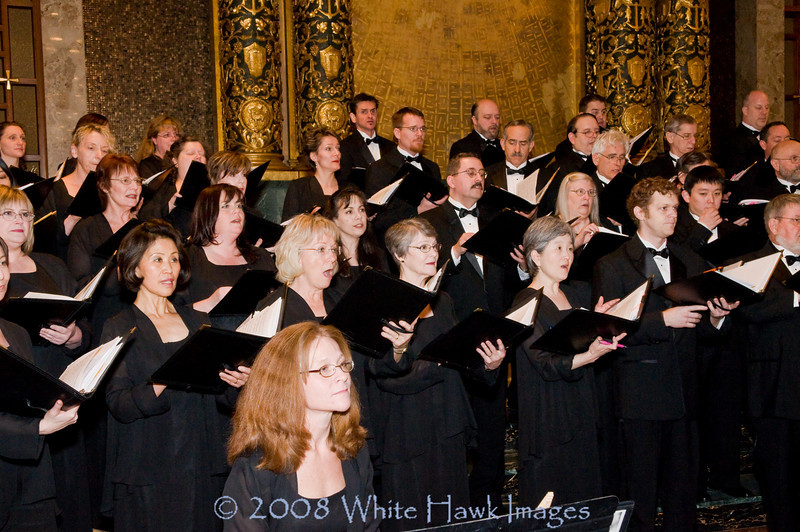 Kirkland Choral Society at Bastyr University