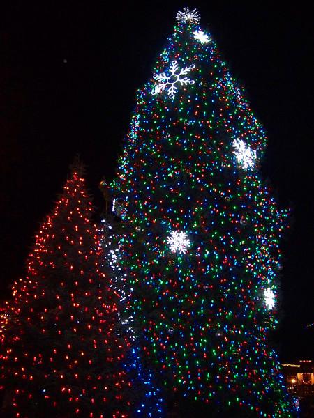 "Christmas lights. [Leavenworth, WA - December 2013 - <b><a target=""_new"" href=""http://youtu.be/NqCqDCOY_tc"">Watch my video here</a></b>]"