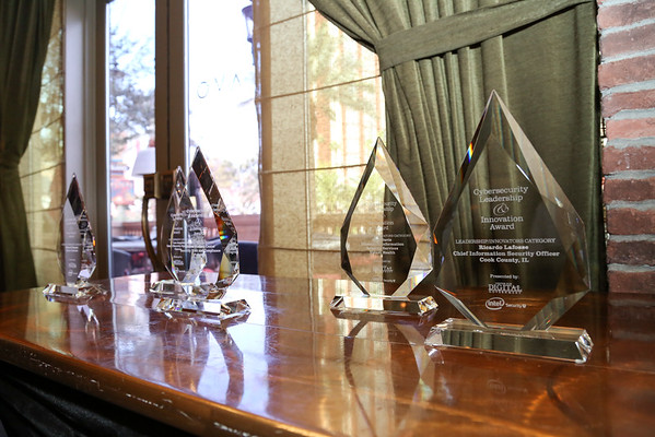 2015 McAfee Cybersecurity Awards