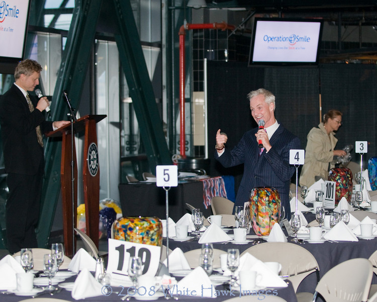 Operation Smile Auction at Safeco Field