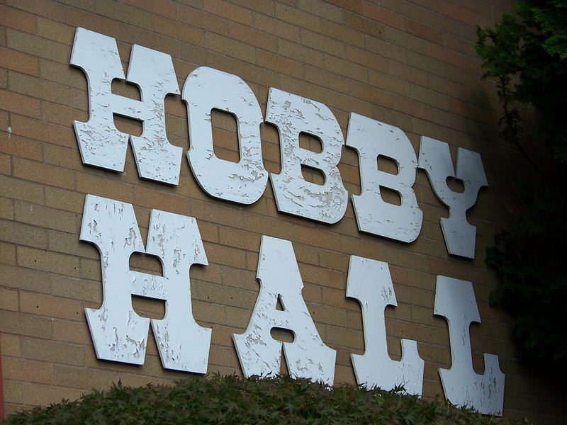 One of my favorite parts of the fair is Hobby Hall.  Let's go check out the collections on display!<br /> [Puyallup, WA Fair 2009]