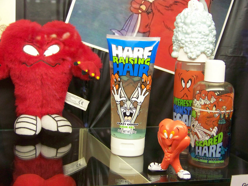 "As Bugs Bunny said while giving him a manicure, ""Monsters are so innnnnnnnteresting...!!!""  :-)<br /> [Puyallup, WA Fair 2009]"