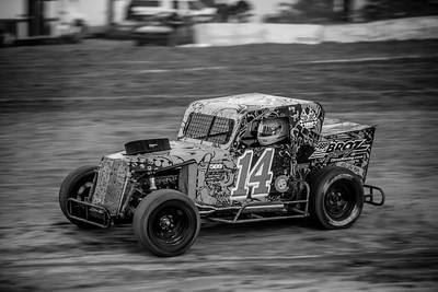 El Paso County Raceway - April 23, 2016