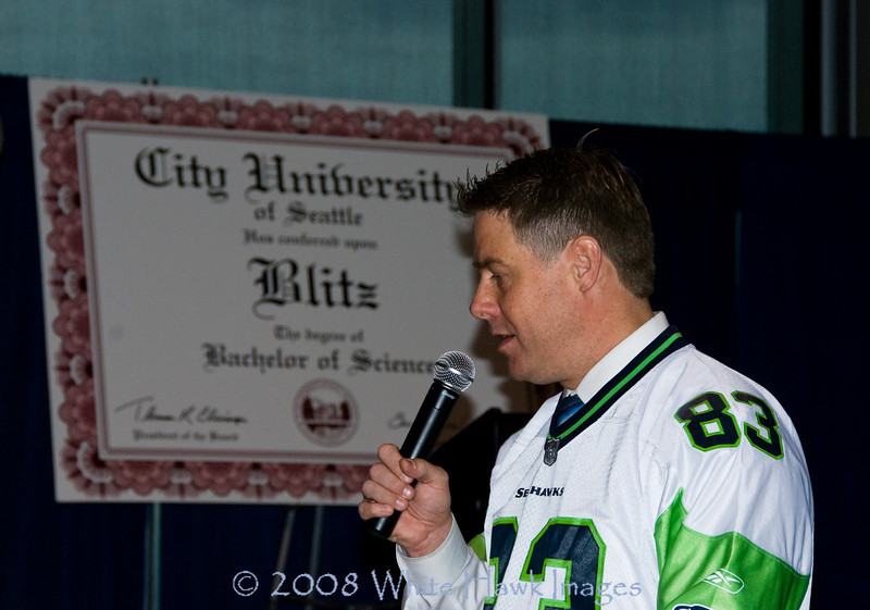 City University of Seattle and Seattle Seahawks Monday Night Football Watch Party