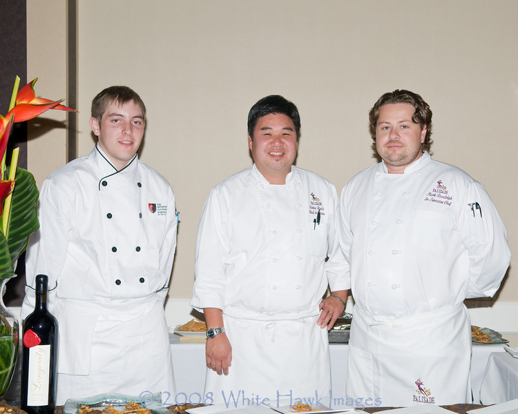 March of Dimes 2008 Signature Chef's Auction, at the Sheraton in Seattle