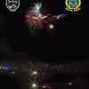 Fireworks over Ocotillo Wells for the 50th anniversary of Tierra del Sol's Desert Safari