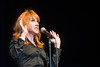 Kathy Griffin performs for George Mason's Homecoimg.<br /> Photo by:  Ron Aira/Creative Services/George Mason University