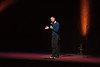 Trevor Noah performs a standup comedy performance at George Mason University's Center for the Arts.  Bethany Camp / Creative Services / George Mason University