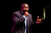 Comedian Keith Robinson performs at the Patriot Center, Fairfax Campus - 111015505