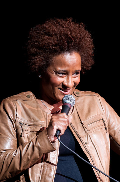 Comedian Wanda Sykes performs at the Patriot Center, Fairfax Campus - 111015513