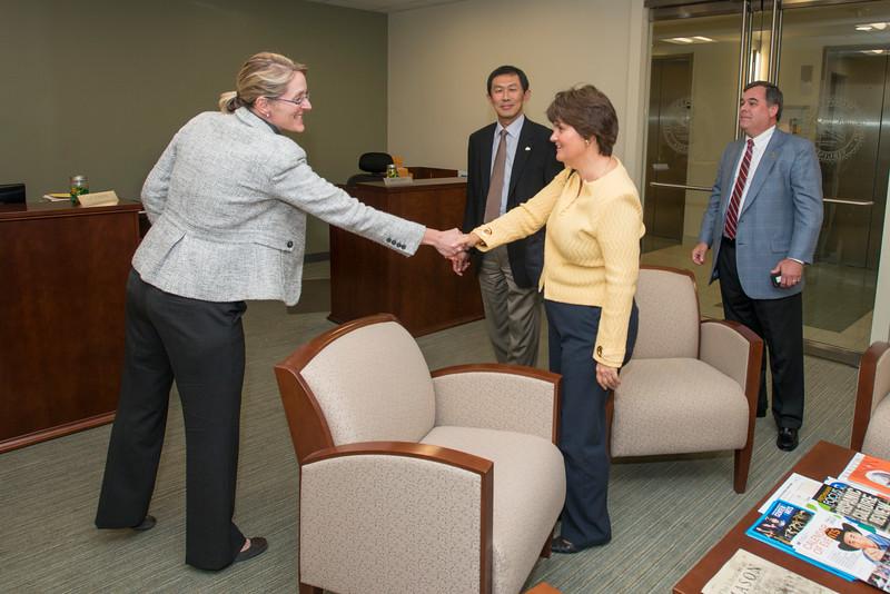 Virginia Secretary of Education Anne Holton