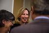 U.S. Rep Barbara Comstock (R) speaks during a summit addressing human trafficking at Merten Hall on George Mason University Fairfax Campus. Photo by Craig Bisacre/Creative Services/George Mason University