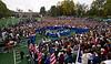 President Obama hold campaign event at George Mason University, Fairfax, Va., October 18, 2012 (Craig Bisacre/Creative Services/George Mason University)