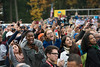 The crowd takes photos of U.S. President Barack Obama as he speaks at a campaign rally at Fairfax campus. Photo by Alexis Glenn/Creative Services/George Mason University