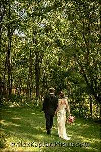 Wedding at the  The Mountain Lakes House - 57 Mountain Avenue # 2  Princeton Township, NJ 08540 By Alex Kaplan, www.TwoWeddingPhotographers.com