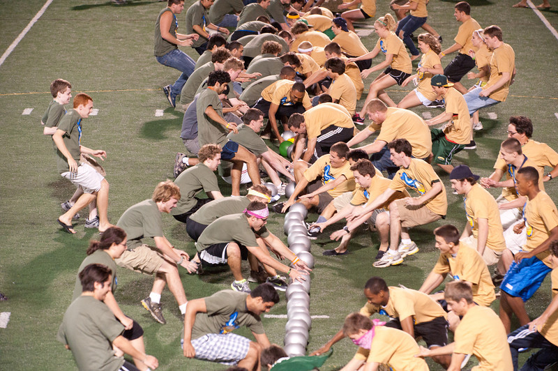 110902527 - Welcome Week 2011 - Dodgeball