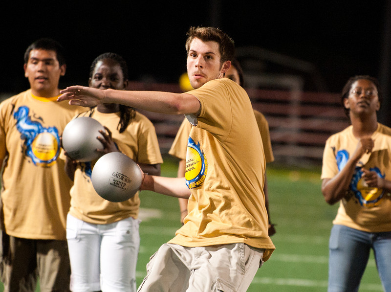 110902524 - Welcome Week 2011 - Dodgeball