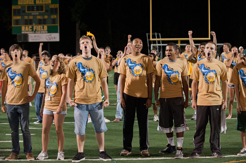 110902537 - Welcome Week 2011 - Dodgeball
