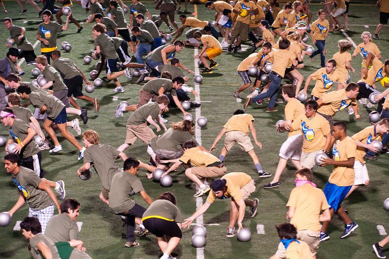 110902531 - Welcome Week 2011 - Dodgeball