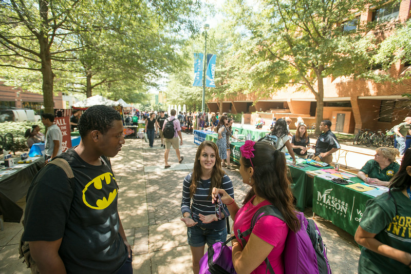 Welcome Week Fair