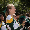 Green and Gold College Colors Day